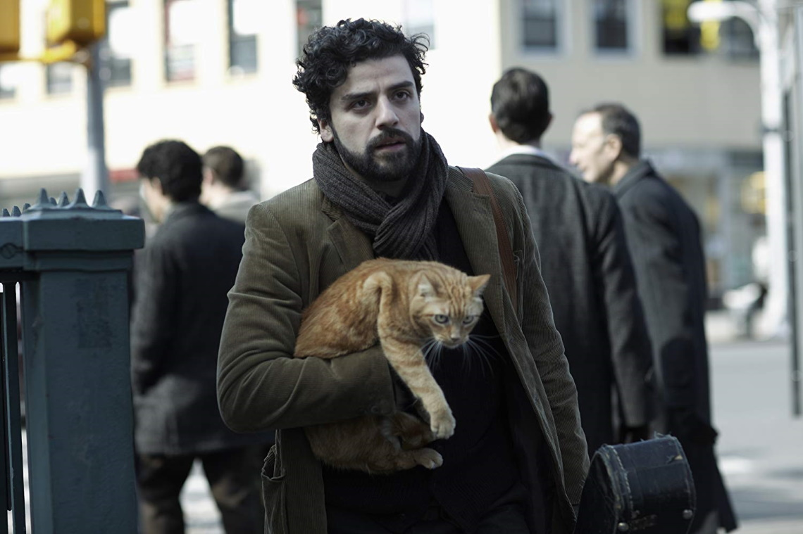 A still from 'Inside Llewyn Davis'.