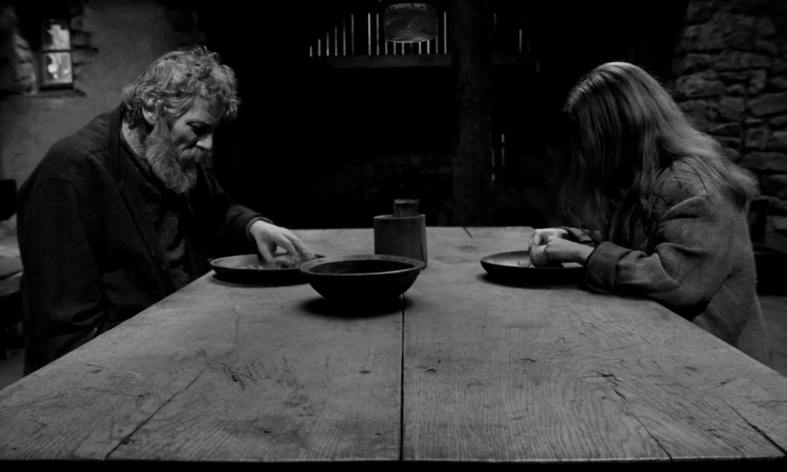 A still from 'The Turin Horse'.