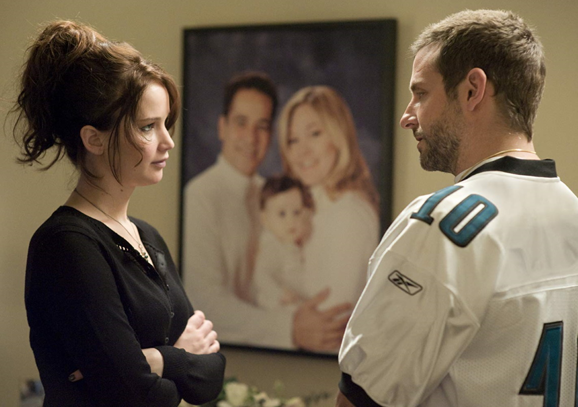 A still from 'Silver Linings Playbook'.