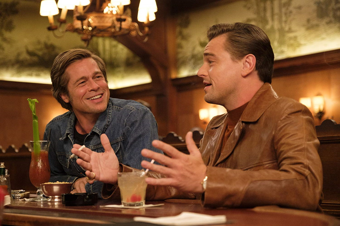 A still from 'Once Upon a Time... in Hollywood'.