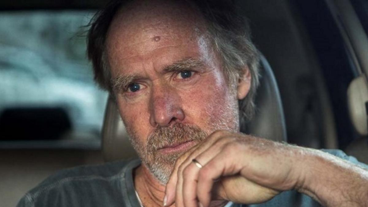 Will Patton is a father who is forced to confront his criminal son's failings (and his own) in Christian Sparkes' 'Hammer'.