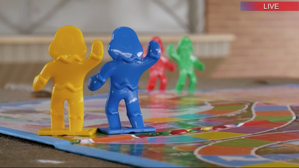 Competitive Candy Land